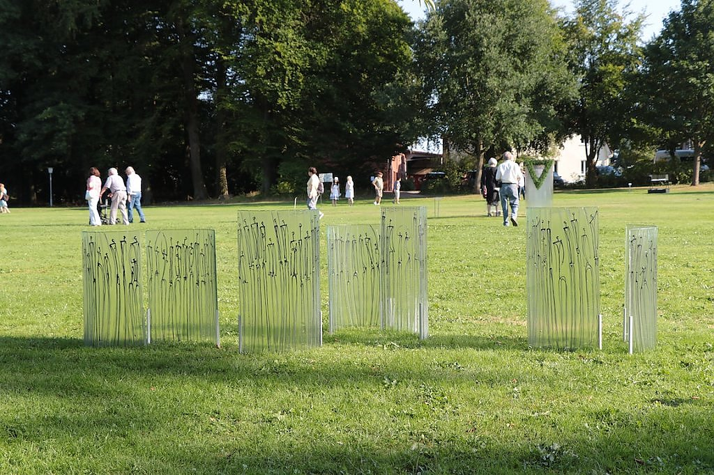Impressions GLASS SCULPTURE AND GARDEN 2016 (Foto: vgf)