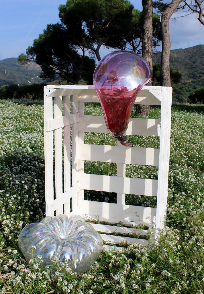 GLAS SCULPTURE AND GARDEN (Foto: City Muntser)