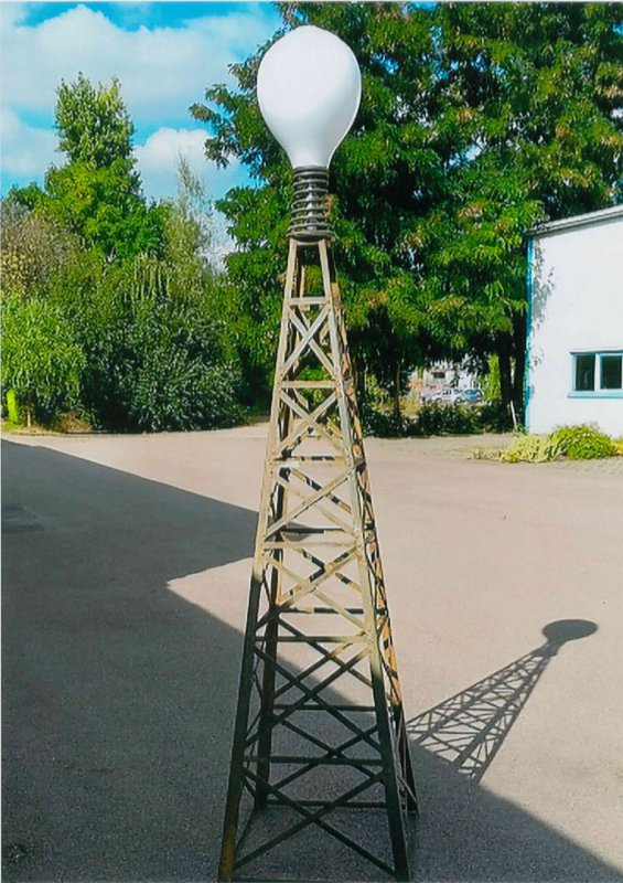 Tesla-Tower (Stadt Munster)